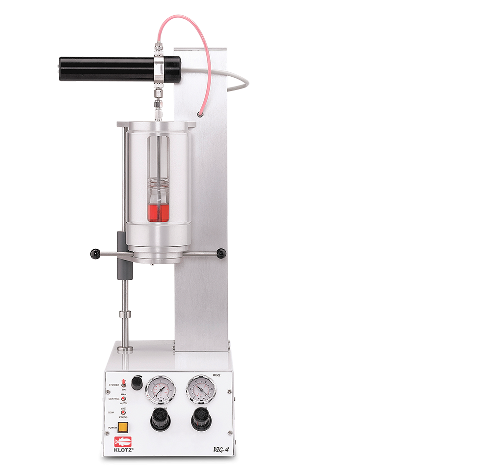 PZG 4  Particle counting system for lab applications  – Particle counting system for liquid