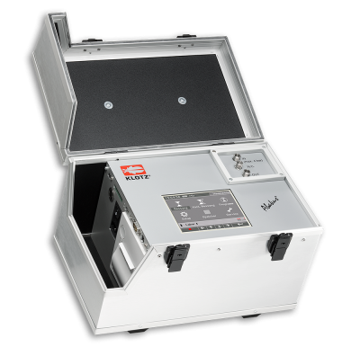 Abakus® mobil fluid touch Particle measuring systems for liquids
